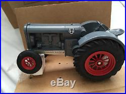 Vintage MINNEAPOLIS MOLINE Twin City Toy Farm Tractor with Box LIMITED EDITION