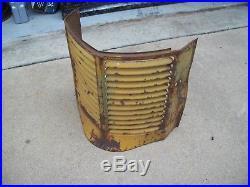 Vintage Minneapolis Moline Z Line Tractor Grille Rat Rod Hot Rod Grill