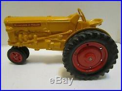 Vintage Slik Toy Minneapolis Moline Farm Tractor