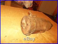 Vintage minneapolis moline U tractor starter UTU starter delco remy MM starter