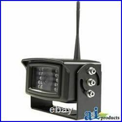 WCCH2 Universal Farm CabCAM Camera Wireless 110° Channel 2 (2432 MHZ)