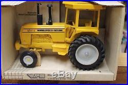 White Spirit Of Minneapolis Moline 1990 Farm Progress Show 1/16th Tractor