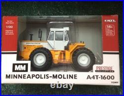 Yellow Minneapolis-Moline A4T-1600 1/32 Scale Prestige Chaser